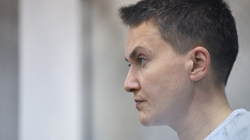 Луценко назвал предполагаемые сроки начала судебного процесса по делу Савченко