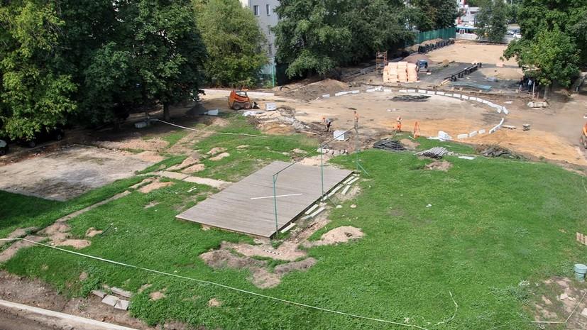 В центре Москвы археологи обнаружили руины снесённой в начале XX века церкви
