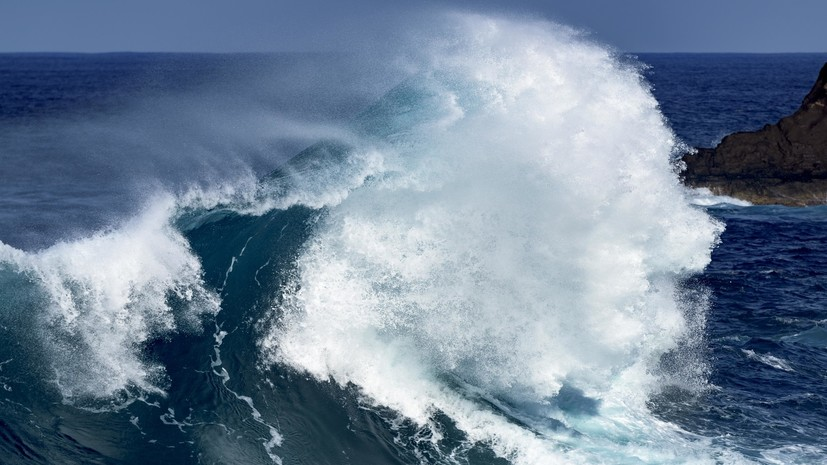 Ученые раскрыли тайну исчезновения судов вБермудском треугольнике