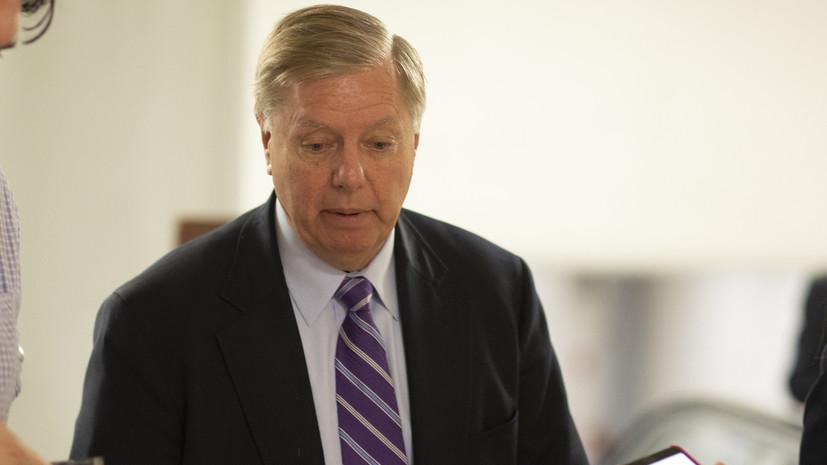Американский сенатор рассказал о содержании законопроекта об антироссийских санкциях