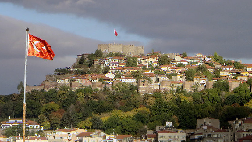 Эксперт оценил противостояние США и Турции