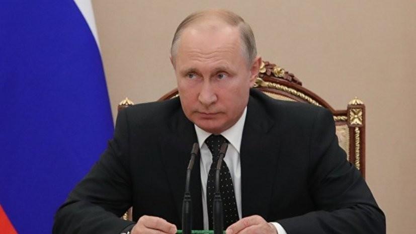 Путин поручил позаботиться опострадавших отпаводка