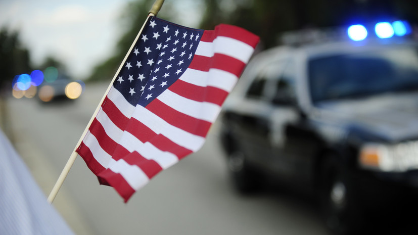 В США возле Капитолийского холма задержали человека из-за оружия и боеприпасов в автомобиле