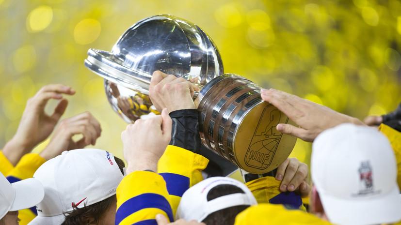 Швеция может составить конкуренцию России в борьбе за право проведения ЧМ-2023 по хоккею
