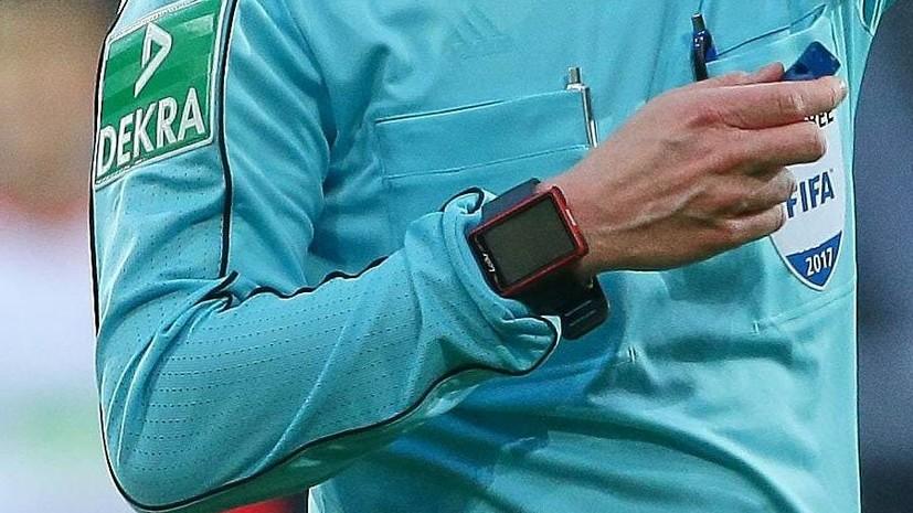 Арбитр спас жизнь футболисту во время матча чемпионата Польши