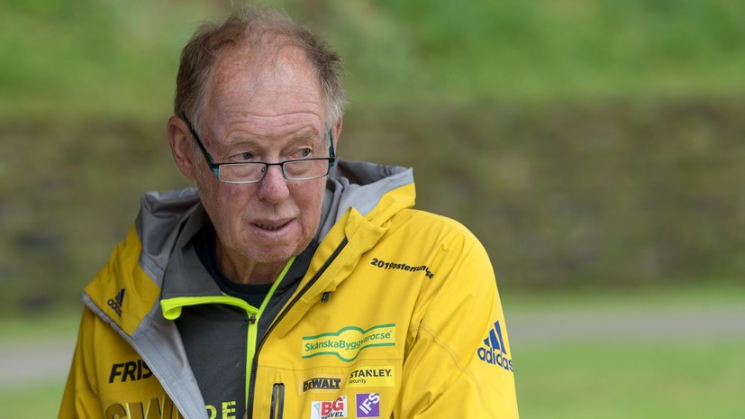 Пихлер рассказал о состоянии здоровья Фемлинга, проткнувшего лыжной палкой ногу