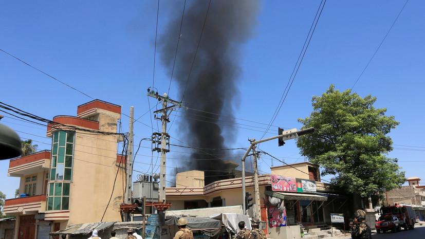В полиции сообщили о 20 погибших в результате взрыва в мечети в Афганистане