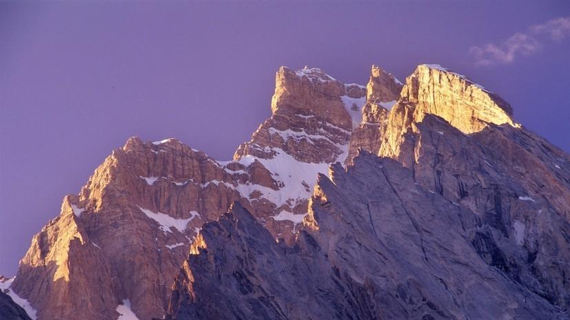 Спасённый российский альпинист рассказал, как ему удалось неделю продержаться в горах Пакистана
