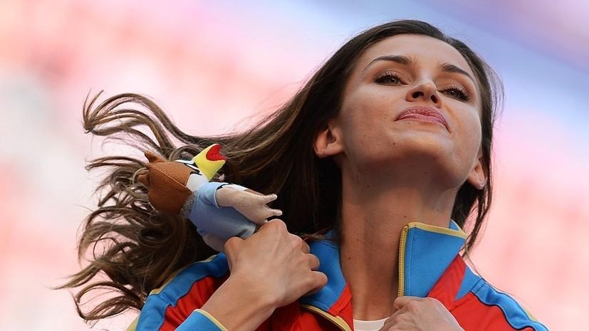 IAAF отказала Чичеровой в допуске до международных соревнований