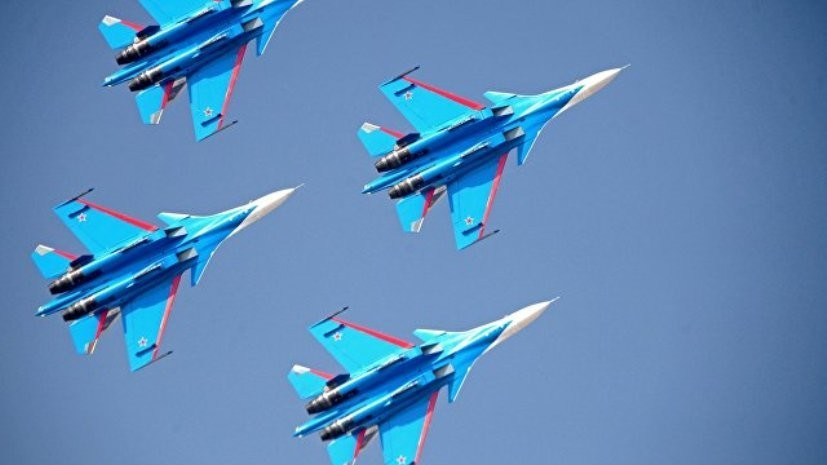 Авиашоу с участием лётчиков ВКС пройдёт 5 августа в Новосибирске