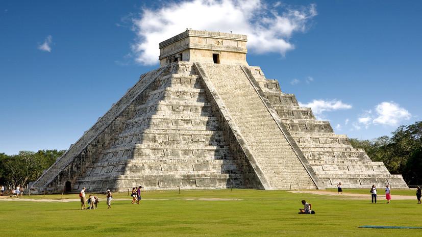 В немилости у природы: учёные установили вероятную причину гибели цивилизации майя