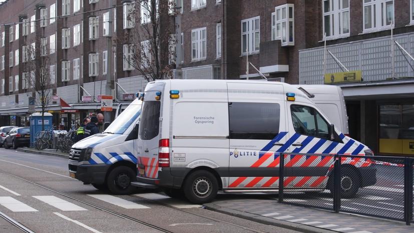 Посольство: задержанный в Нидерландах россиянин не обращался за консульской помощью