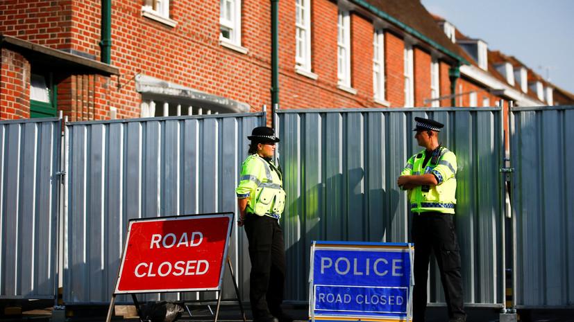 Эксперт объяснил, почему в Британии могут оказывать давление на полицию из-за инцидента в Солсбери
