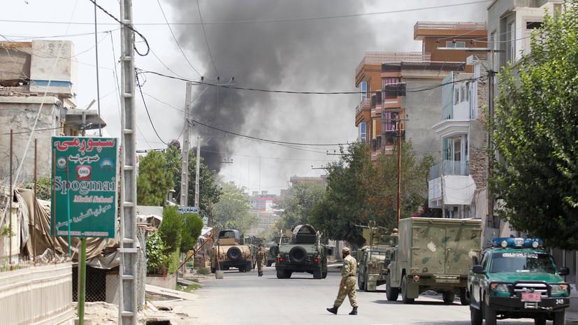 Число жертв теракта в мечети в Афганистане выросло до 30