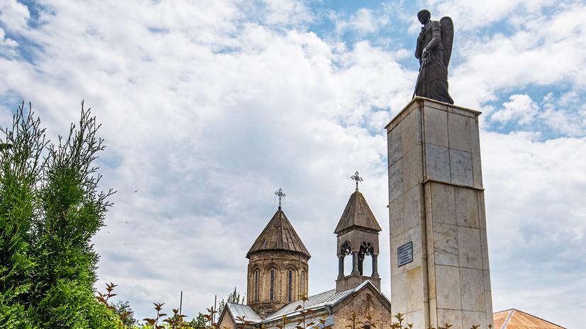 RTД выяснил, как живёт Южная Осетия через 10 лет после грузинской агрессии