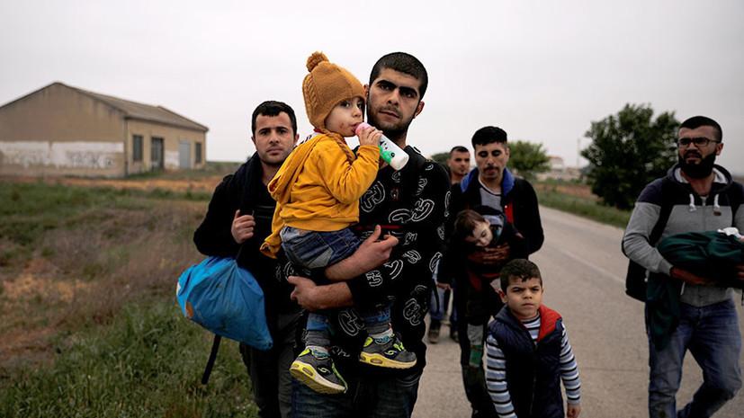 Путь домой: Россия ждёт от международного сообщества содействия в возвращении беженцев в Сирию