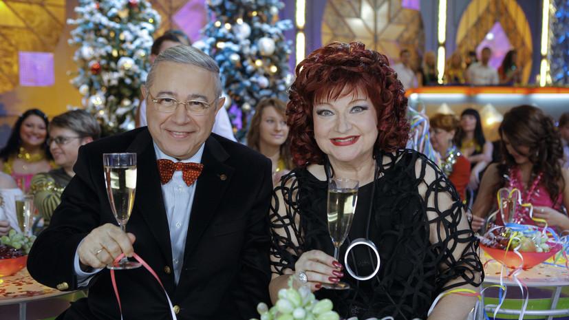 Дроботенко и Воробей отреагировали на сообщения о разводе Петросяна и Степаненко