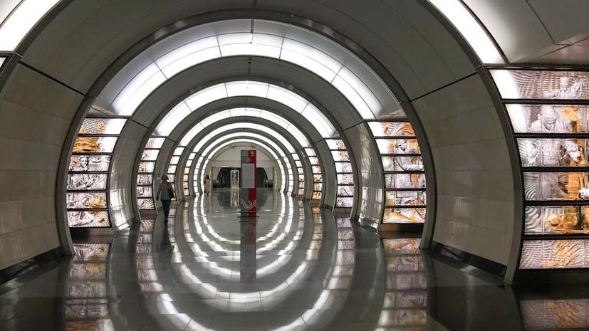В Москве могут построить 58 станций метро до конца 2023 года