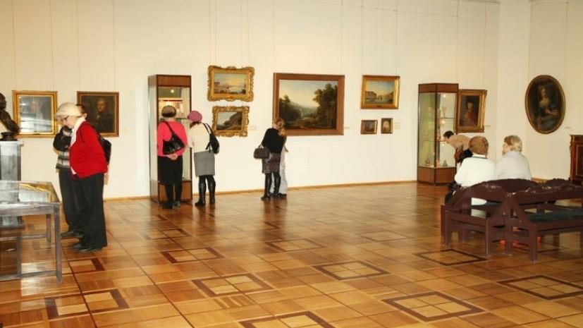 Вятский художественный музей имени Васнецовых в Кирове закрыли на ремонт