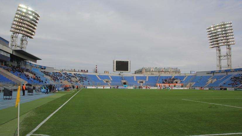 «Зенит» проведёт игру третьего квалификационного раунда Лиги Европы с минским «Динамо» на «Петровском»