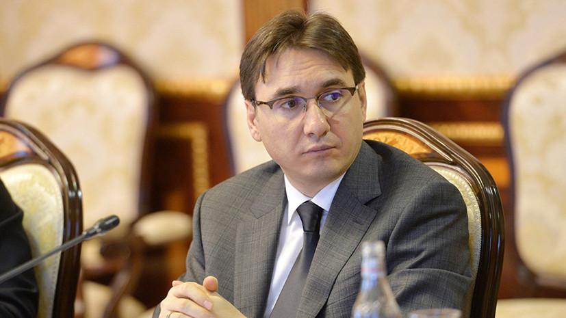 Бывшему вице-премьеру Армении предъявлено обвинение в оказании давления на КС
