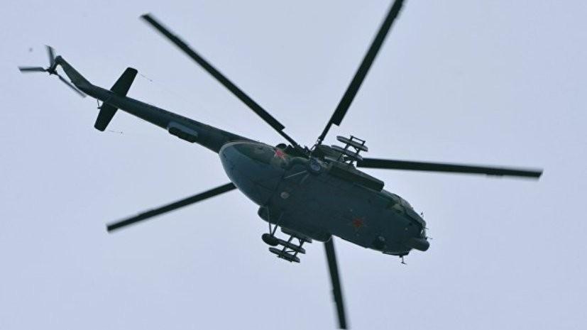Комиссия МАК приступила к расследованию крушения Ми-8 в Красноярском крае