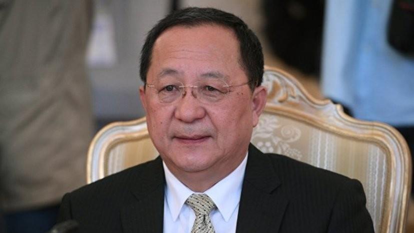 В МИД КНДР призвали оказать экономическую помощь стране в ответ на шаги по денуклеаризации
