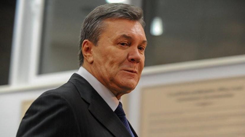 Адвокат встретился с Януковичем по делу о госизмене