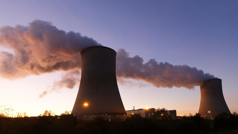 Жаркая погода во Франции вынудила власти страны отключить несколько реакторов АЭС
