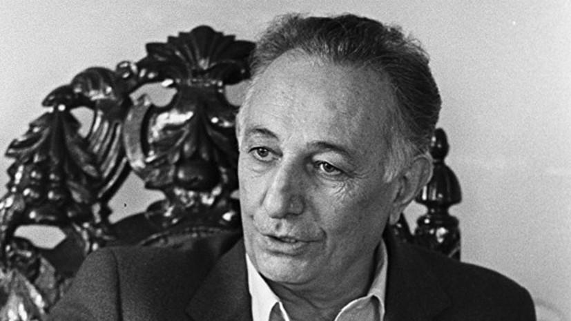 Умер армянский учёный Сергей Амбарцумян