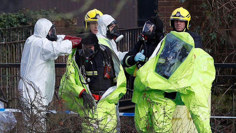 «Международный произвол»: почему Лондон не раскрывает результаты расследования дела Скрипалей