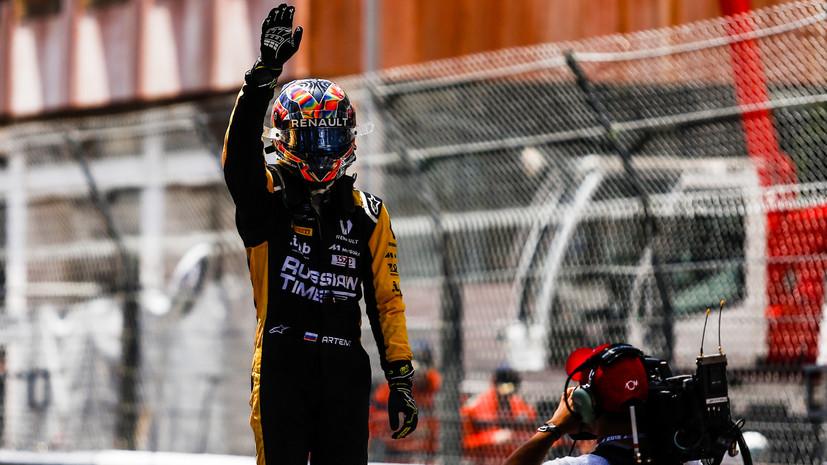 Маркелов надеется, что в следующем году будет выступать в «Формуле-1»