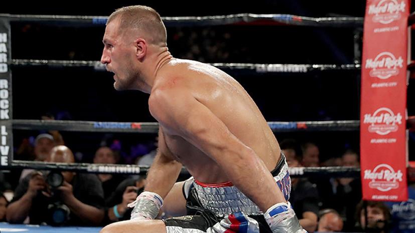 «Видимо, пришло время вешать перчатки на гвоздь»: боксёр Ковалёв объявил о возможном завершении карьеры