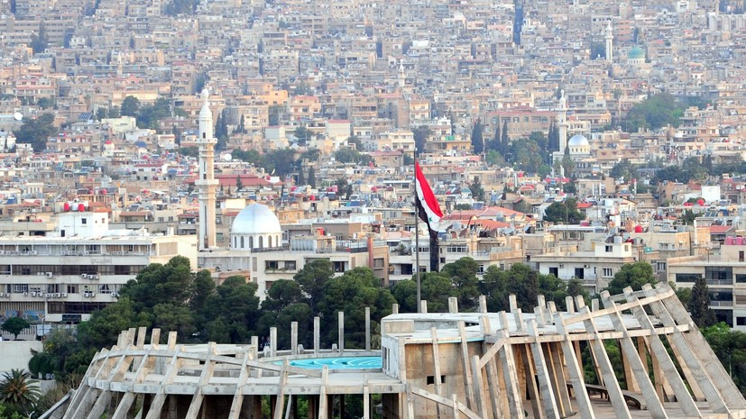 В Совете демократической Сирии рассказали о переговорах с курдскими силами
