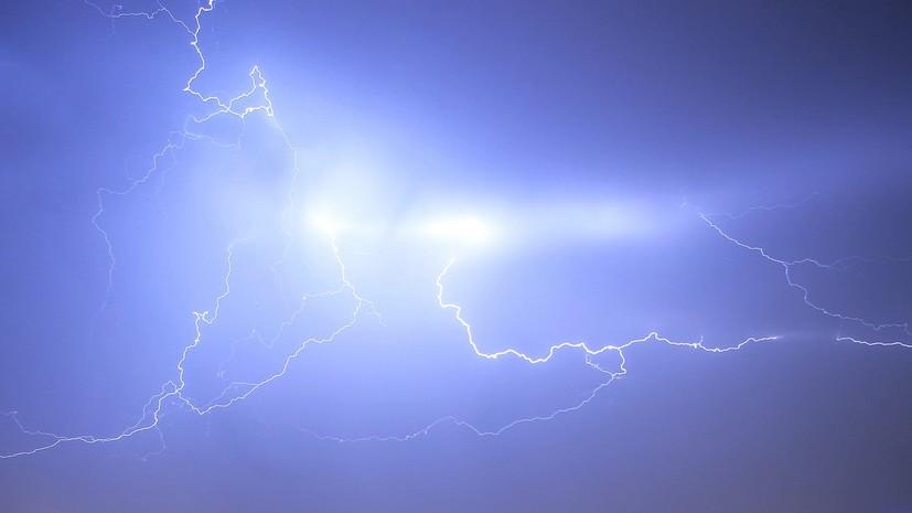 МЧС предупредило о сильной грозе в Оренбургской области 6 августа