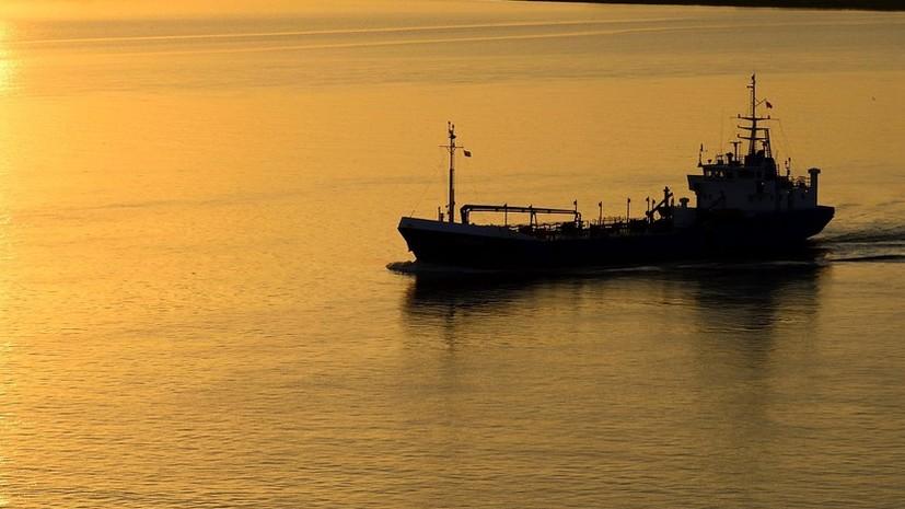 Посадивший сухогруз на мель у берегов Швеции российский капитан взят под стражу