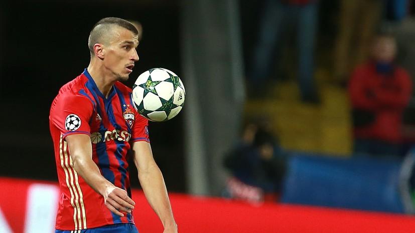 СМИ: У Ерёменко была договорённость с ЦСКА о возвращении в клуб после отбытия дисквалификации