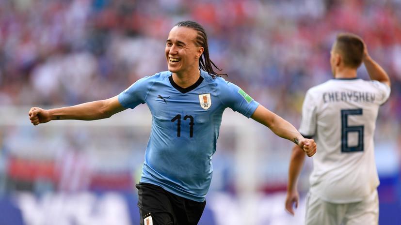 СМИ: «Зенит» продолжает переговоры с «Дженоа» по трансферу защитника сборной Уругвая Лаксальта