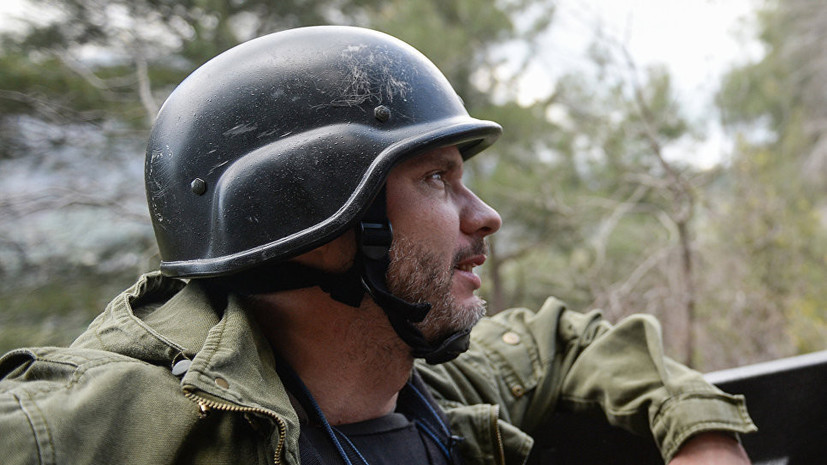 СК:Киев отвечает «отписками» на запросы по делу о гибели Стенина в Донбассе