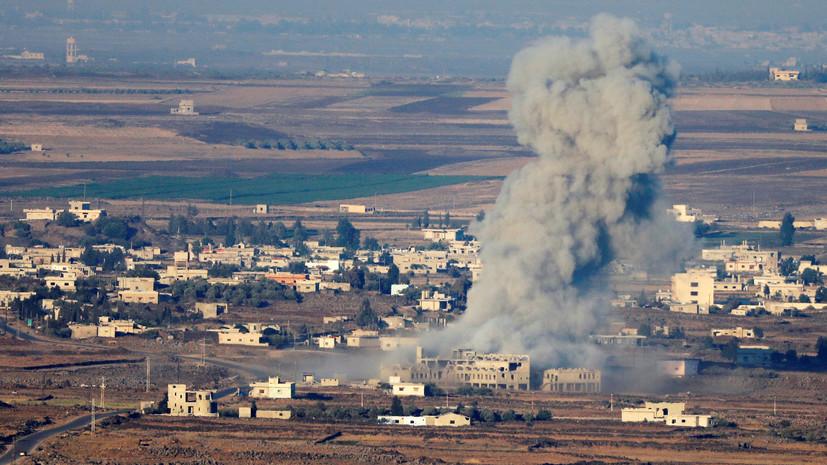 Россия сообщила о шести случаях нарушения перемирия в Сирии за сутки