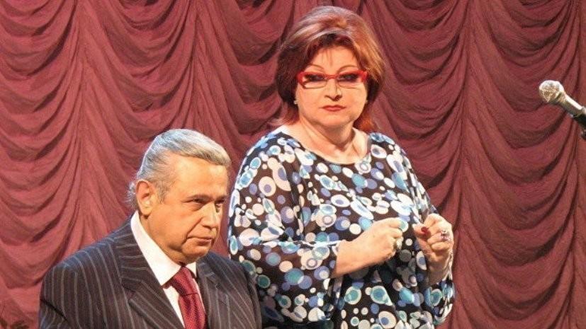 Суд по разделу имущества Степаненко и Петросяна пройдёт в закрытом режиме