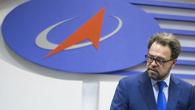В РКК «Энергия» приостановили полномочия гендиректора Солнцева