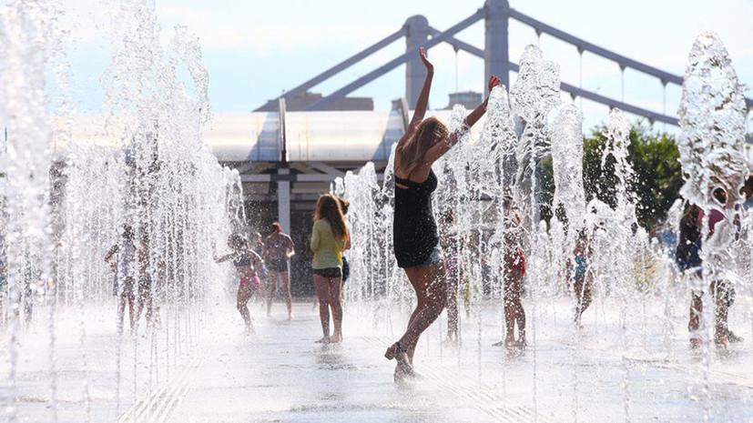 Лето не сдаётся: в течение недели жителей Москвы и области ожидают резкие перепады температур