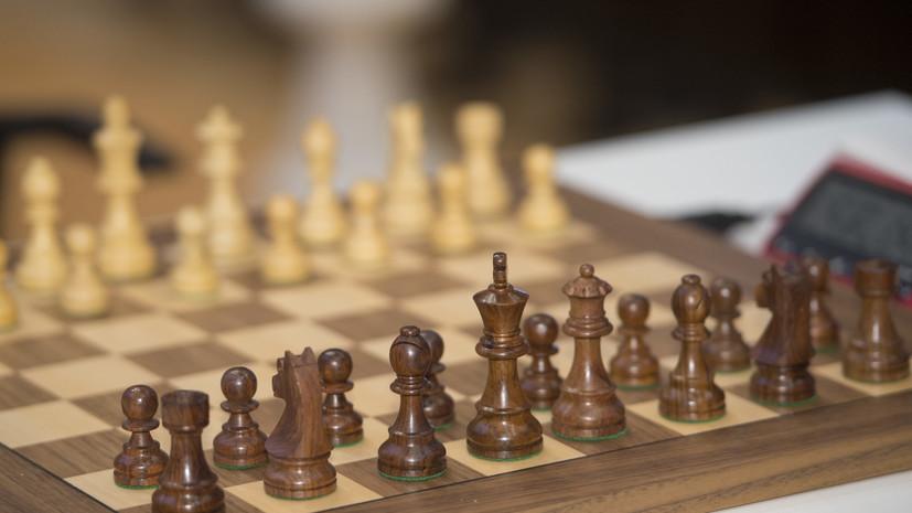 Украинский шахматист намеренно отказался говорить на русском языке с соперником из России