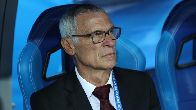 Купер возглавил сборную Узбекистана по футболу