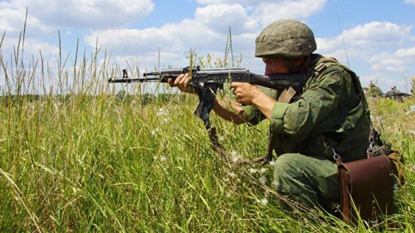 В ЛНР сообщили о сбитом беспилотнике украинских силовиков