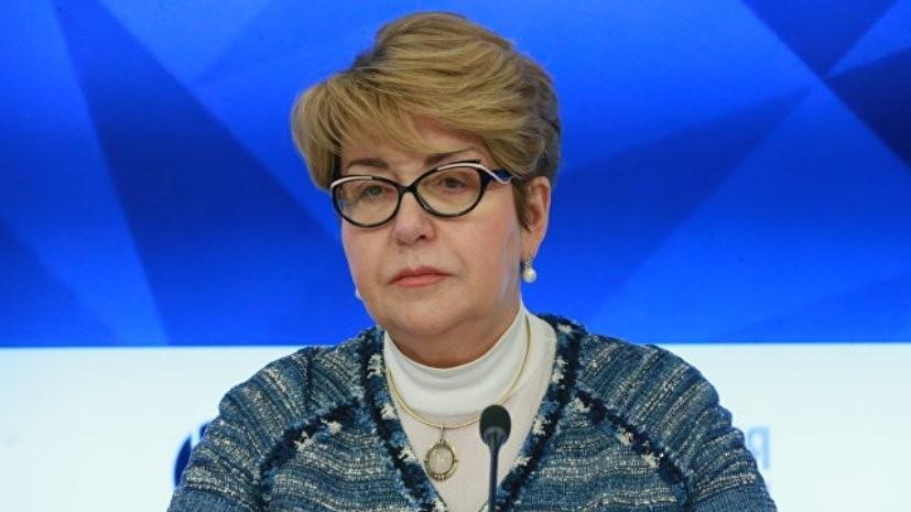 Глава Россотрудничества рассказала о работе на Украине и в Прибалтике