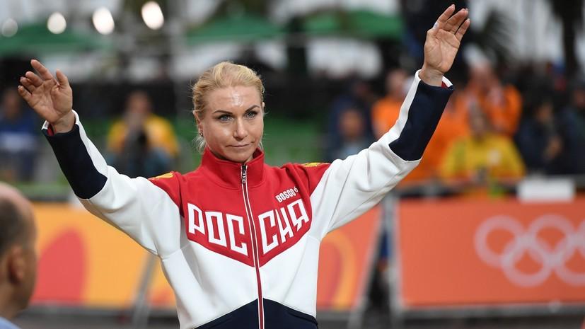 В ФВСР назвали неприятным сюрпризом решение Забелинской сменить спортивное гражданство