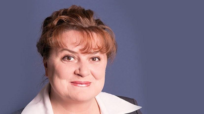Умерла актриса Анна Соколова