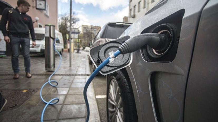 Продажи электромобилей в России выросли на 79,3% в первом полугодии